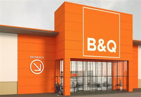B&q Unveils First 'big Box' Store At Cribbs Causeway