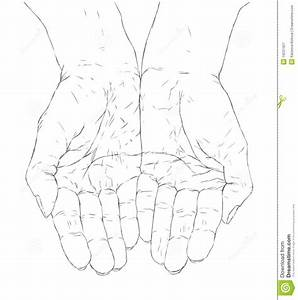 Cupped Hands Royalty Free Stock Photography - Image: 19231457