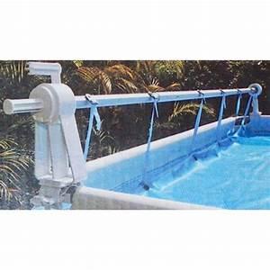 Bache Piscine Tubulaire Intex : enrouleur bache piscine hors sol intex 1 enrouleur ~ Dailycaller-alerts.com Idées de Décoration