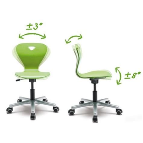 chaises de bureau ergonomiques des chaises enfants originales ergonomiques et design