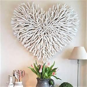 Hearts and wall decor