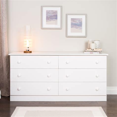 white dresser furniture prepac white edenvale 6 drawer dresser home furniture