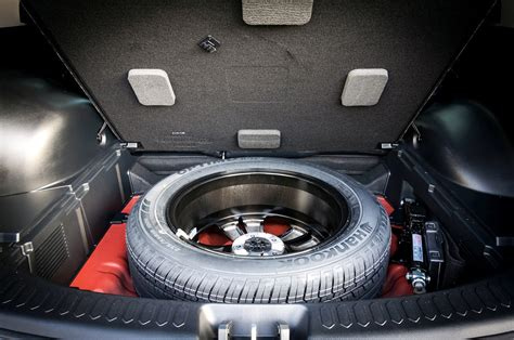 automakers  sacrificing  spare tire  fuel economy