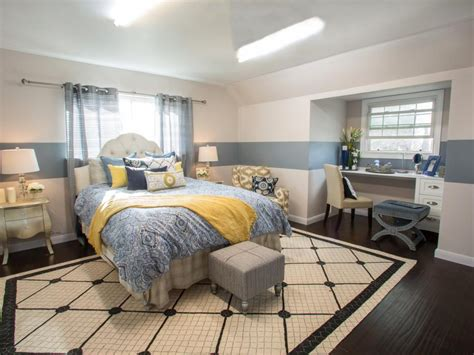 Decorating Grey And Yellow Bedroom
