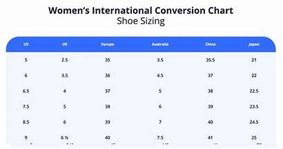 Conversion Chart Mens European Shoe International