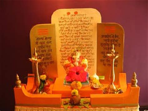 17 best about ganapati deco on house