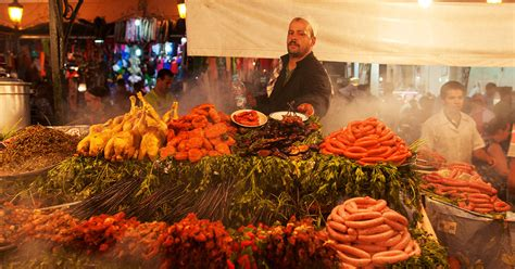 In The Markets Of Marrakech, A Master Class In Moroccan