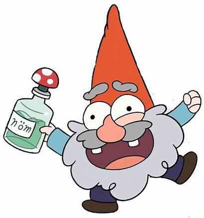 Gravity Falls Transparent Clip Gnomes Clipart Shmebulock