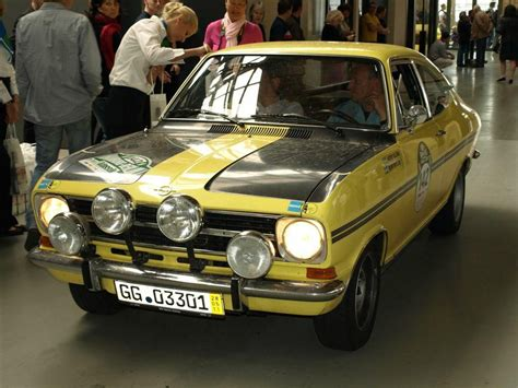 Opel Rallye by Opel Kadett Rallye Coupe Opel Coupe And Cars