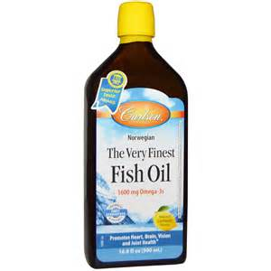On Fish Oil Images