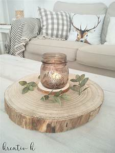 5 minute simple rustic fall coffee table centerpiece With rustic coffee table centerpieces