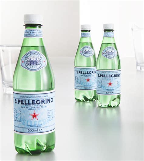 cuisine signature s pellegrino sparkling water the water