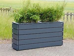Holz Farbe Anthrazit : pflanzkasten pflanzk bel holz anthrazit grau ~ A.2002-acura-tl-radio.info Haus und Dekorationen