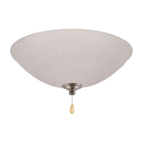 emerson ceiling fans lk91ledap ashton white mist antique
