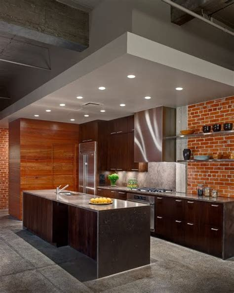74 Stylish Kitchens With Brick Walls And Ceilings  Digsdigs. Universal Design Kitchen. B&q Kitchen Designer. Kitchen Built In Cupboards Designs. Kitchen Tile Designs. Kitchen Cabinets Designs Pictures. Designing Kitchens. Modern Small Kitchen Design Ideas. Rustic Country Kitchen Design