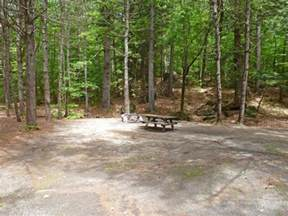 Sebago Lake State Park Campground