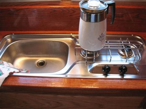 sink and stove combo quot woodie quot sink stove combo gling decor pinterest