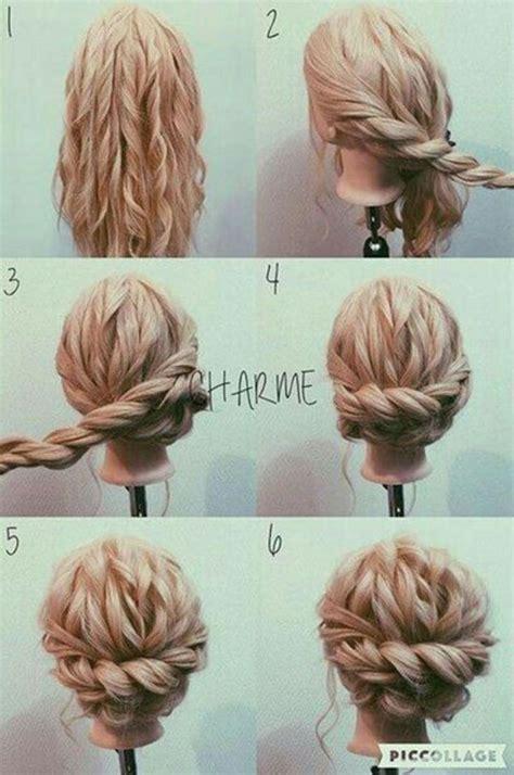 70 fancy bun hairstyles unique cute 45 fantastic updo for