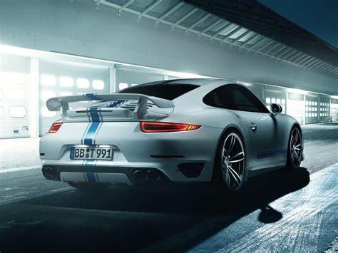 620 Hp Porsche 911 Turbo S By Techart
