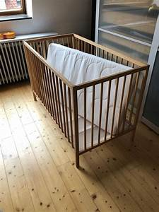 Ikea Kinderbett Matratze : ikea baby kinderbett wie neu inkl matratze 60x120cm in heidelberg wiegen babybetten ~ Yasmunasinghe.com Haus und Dekorationen