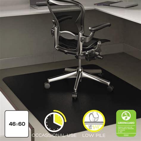 economat cuisine economat occasional use chair mat for low pile 46 x 60