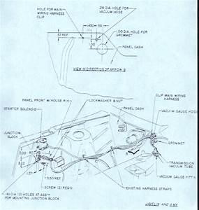 1968 Amc Javelin Tachometer Wiring Diagram