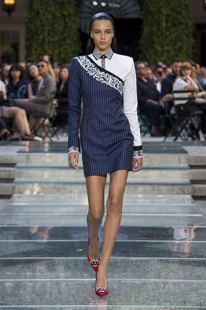 Spring Versace Trends Summer Milan Week