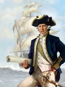 Captain James Cook Explorer