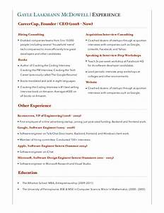 whats a resume look like download how does a resume look With careercup resume template