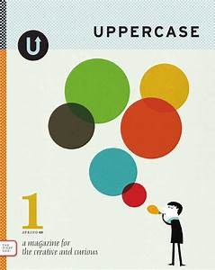UPPERCASE magazine: issue 1 by Janine Vangool - issuu