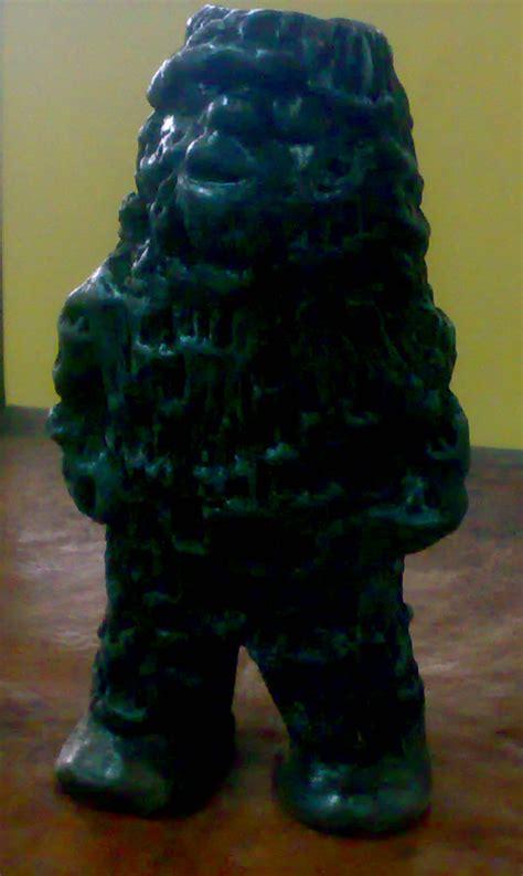 portal guarani monai mitologia escultura de
