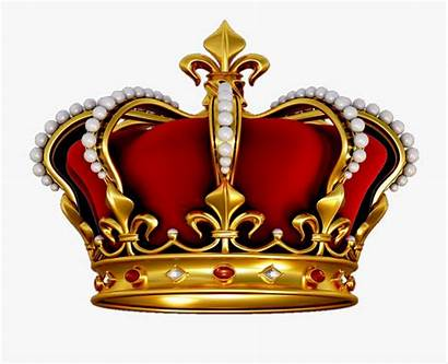 King Clipart Realistic Crown Crowns Transparent Queen