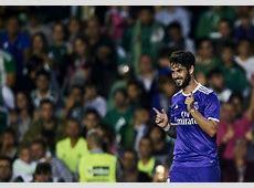 Tottenham transfer news Isco 'reaches preagreement to