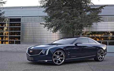 2013 Cadillac Elmiraj Concept Wallpaper