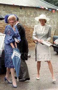 16 September 1989 Vicount Althorp married Victoria ...