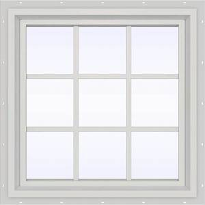 JELD-WEN 23 5 in x 23 5 in V-4500 Series Fixed Picture