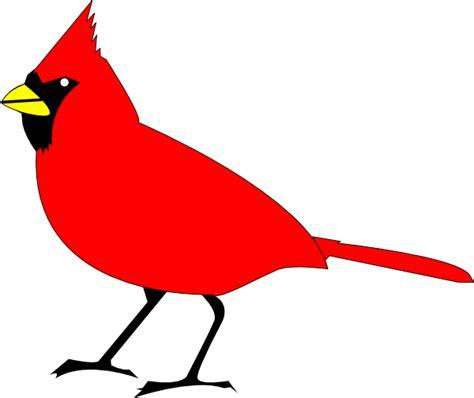 Cardinal Clipart Cardinal Bird Clip At Clker Vector Clip