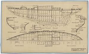 Plan De Construction : yawl de croisiere de 15m 1947 mus e maritime de la ~ Premium-room.com Idées de Décoration