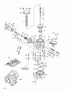 2004 Bombardier Outlander 400 Repair Manual