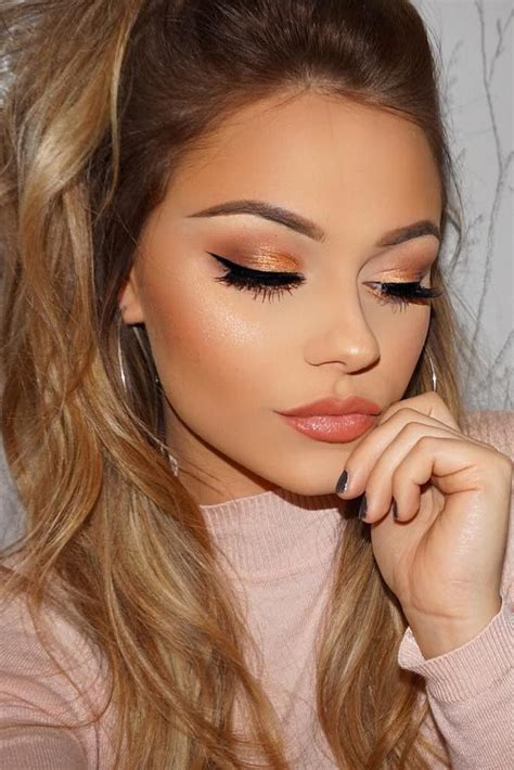 The Best Prom Makeup Looks Ideas Pinterest