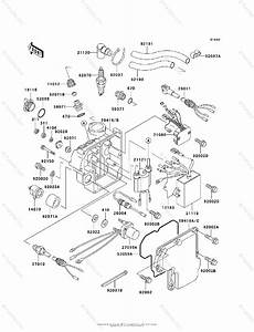 Kawasaki Jet Ski 1999 Oem Parts Diagram For Ignition