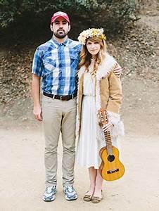 gurl.com — 15 Fun and Unique DIY Halloween Couples Costumes...