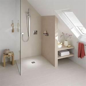comment amenager une petite salle de bain With petite salle de bain sous pente