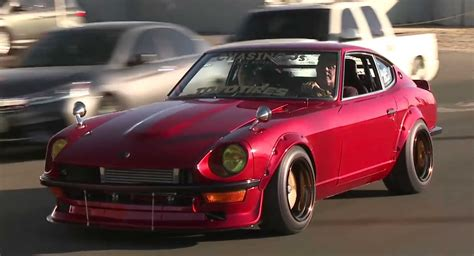 Datsun 240z Build by The Datsun 240z Is A Build Vehicle Carz Tuning