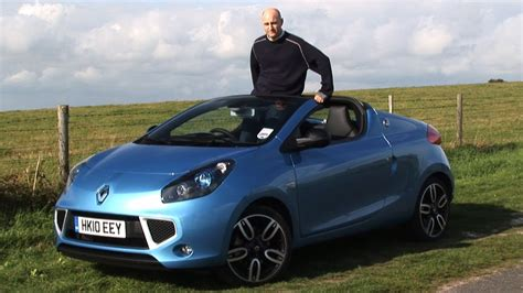 renault wind car review youtube