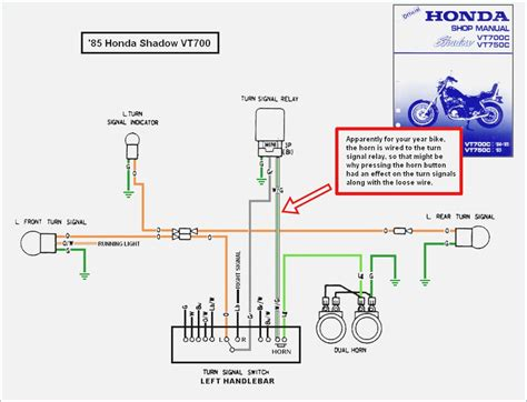 motorcycle turn signal wiring diagram moesappaloosas
