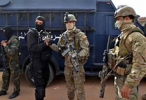 Tunisian forces kill 'terrorist' near border attack town
