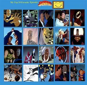 Top 20 Serien : jefimus top 20 superman the animated series episod by jefimusprime on deviantart ~ Eleganceandgraceweddings.com Haus und Dekorationen