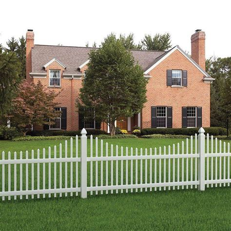 fences for yards and cool front yard fence ideas for your home