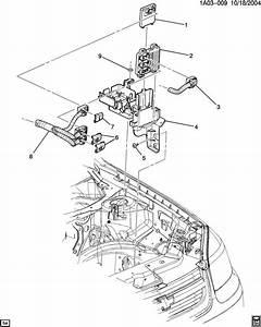 Chevrolet Cobalt Module  Transmission Control Module
